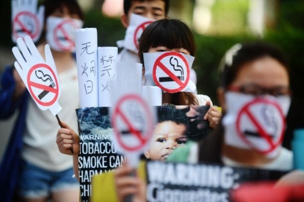 CHINA-HEALTH-SMOKING-TOBACCO